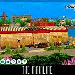 The Mainline sims 4 cc