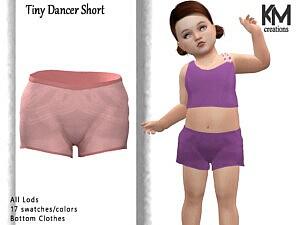 Tiny Dancer Short sims 4 cc