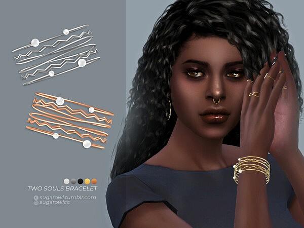 Two Souls bracelet sims 4 cc