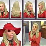 Ursula Hair sims 4 cc