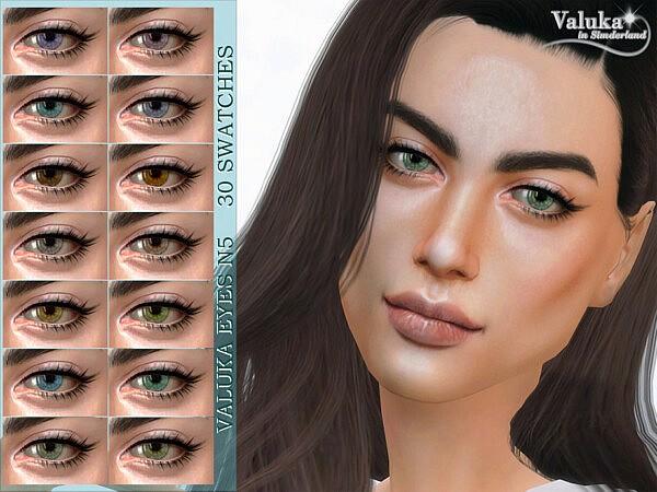 Valuka eyes N5 sims 4 cc