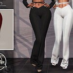 Veneno Set Pants sims 4 cc