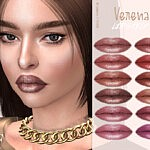 Verena Lipstick N.332 sims 4 cc