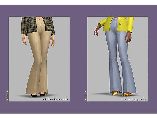 Victoria Pants sims 4 cc