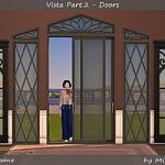 Vista Set Part 2 Doors sims 4 cc