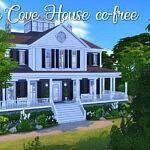 Winden Cove House CC free sims 4 cc