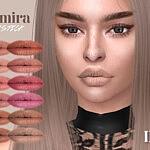 Zemira Lipstick sims 4 cc