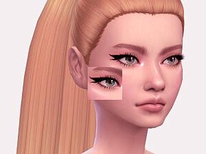 Zero Eyeliner sims 4 cc