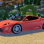 008 Ferrari 430 Scuderia sims 4 cc