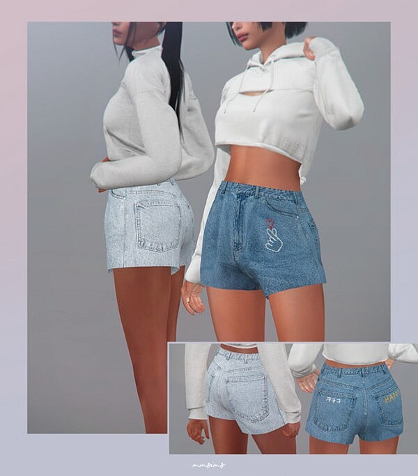 Dope Lovers Shorts from MMSIMS