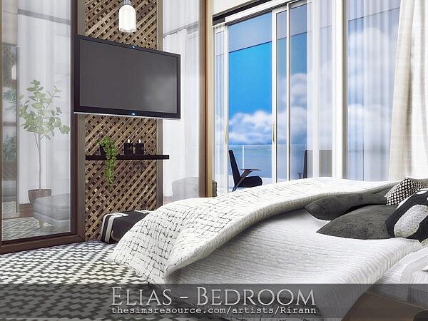 Elias Bedroom by Rirann from TSR