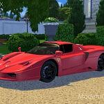 2006 Ferrari FXX sims 4 cc
