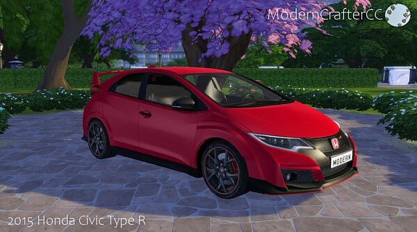 2015 Honda Civic Type R from Modern Crafter