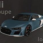 2019 Audi R8 Coupe sims 4 cc