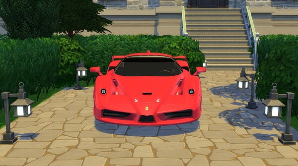 2006 Ferrari FXX from Modern Crafter