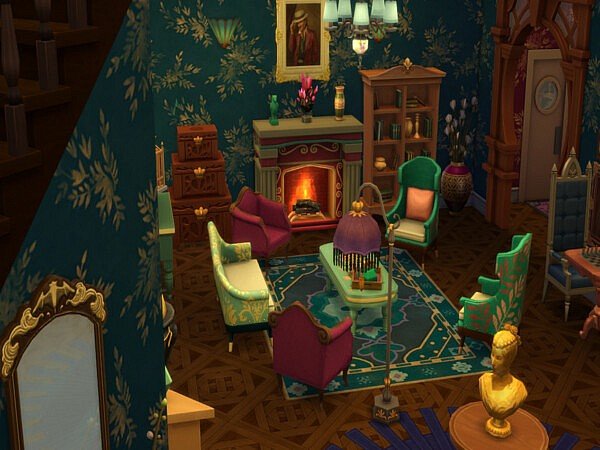 The Alchemist House by susancho93 from TSR