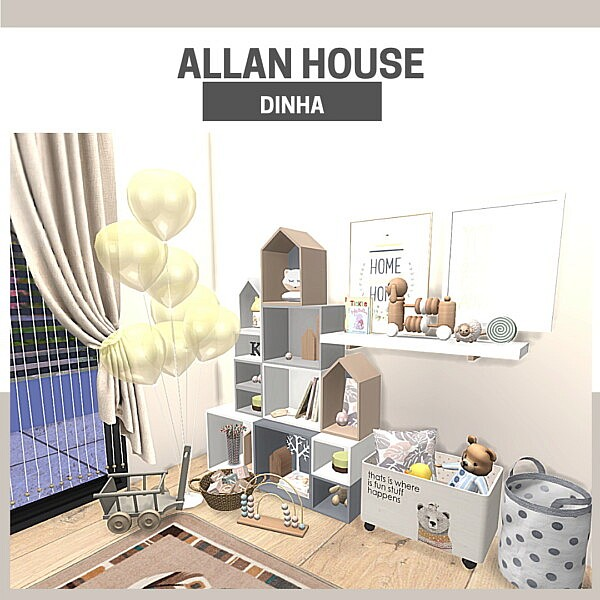 Allan House from Dinha Gamer