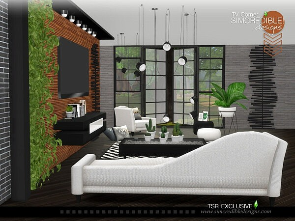 TV Corner by SIMcredible! from TSR