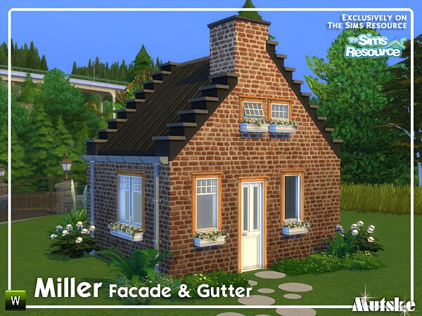 Miller Facade and Gutter by mutske from TSR