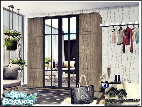 Eupalin Bedroom by marychabb from TSR