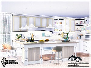 AMALIA Kitchen
