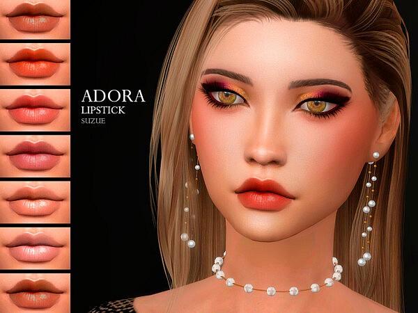 Adora Lipstick N19 sims 4 cc