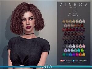 Ainhoa Hair