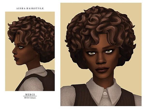 Ari Hair by DarkNighTt from TSR