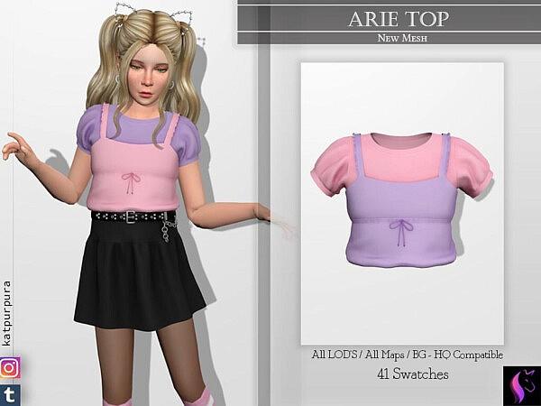 Arie Top by KaTPurpura from TSR