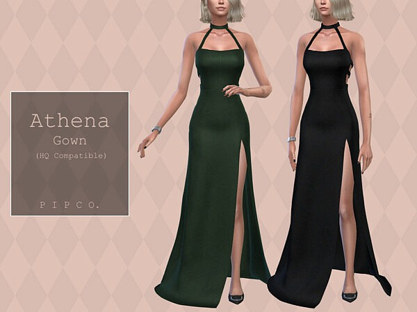 Athena Gown by Pipco from TSR