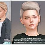 Audrey Hair sims 4 cc1