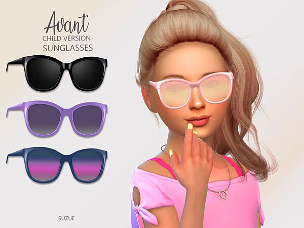 Avant Child Sunglasses by Suzue from TSR