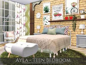Ayla Teen Bedroom