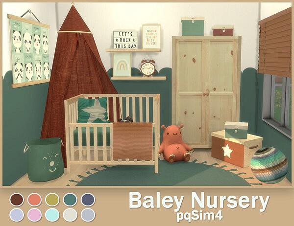 Baley Nursery sims 4 cc