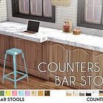 Bar Stool sims 4 cc