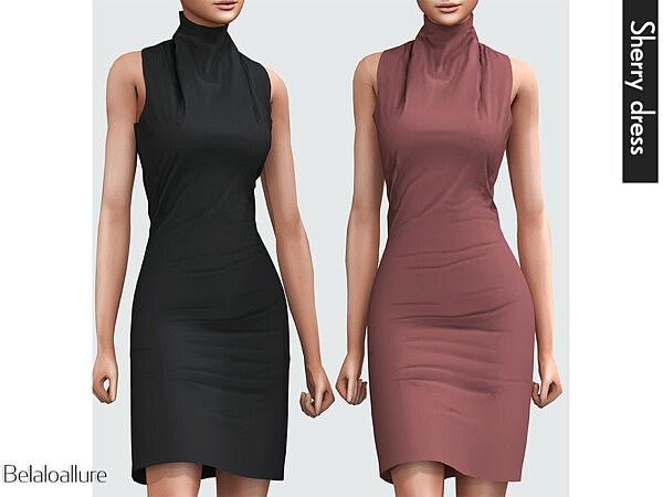Belaloallure Sherry dress