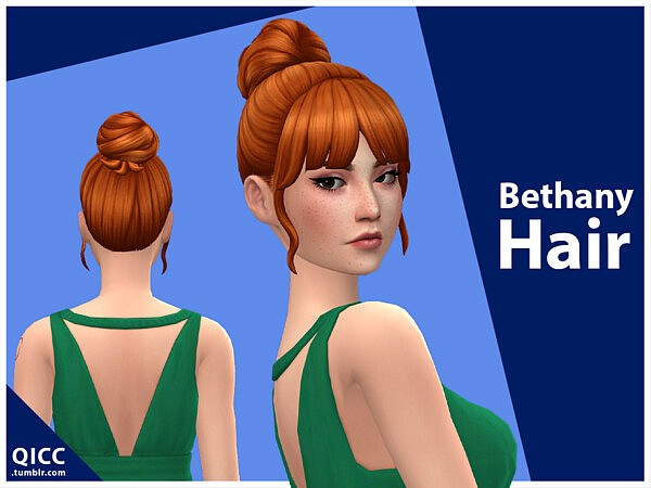 Bethany Hair by qicc from TSR