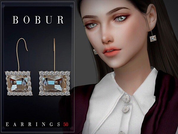 Bobur Earrings 50