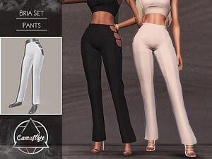 Bria Set pants sims 4 cc