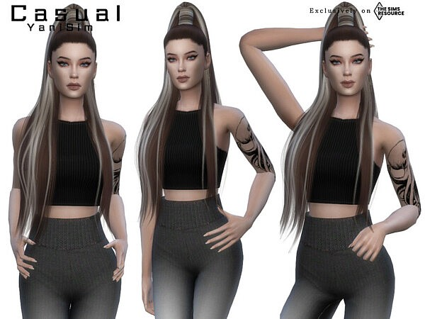 Casual Pose Pack