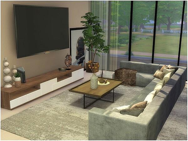 Classy Living sims 4 cc