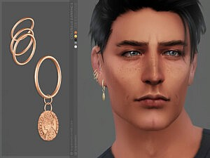 Colossus earrings1