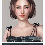 DAISY DREAM HAIRSTYLE sims 4 cc
