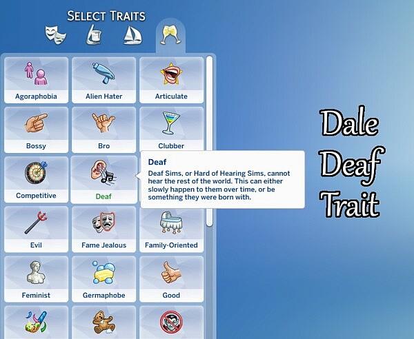 Dale Deaf Trait