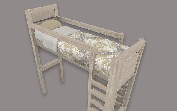 Designer Bunk Beds sims 4 cc