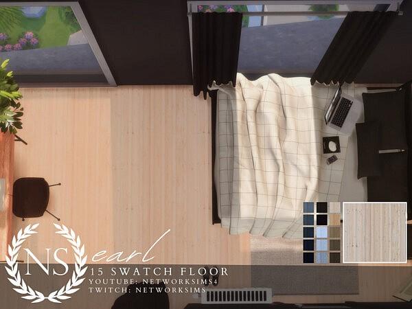 Earl Wooden Floor sims 4 cc