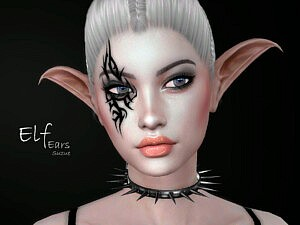 Elf Ears sims 4 cc
