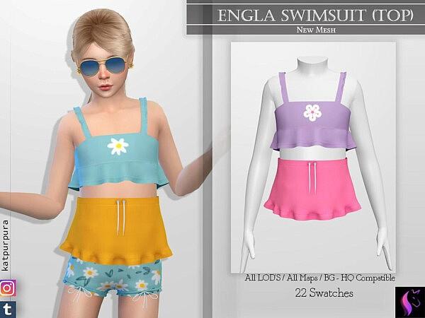 Engla Swimsuit Top