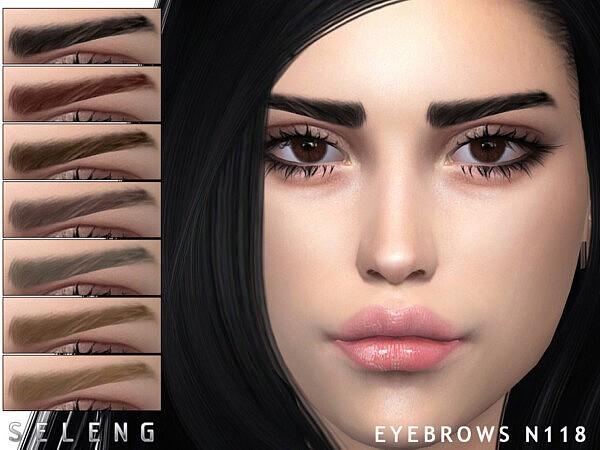 Eyebrows N118