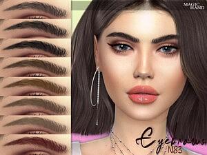 Eyebrows N83